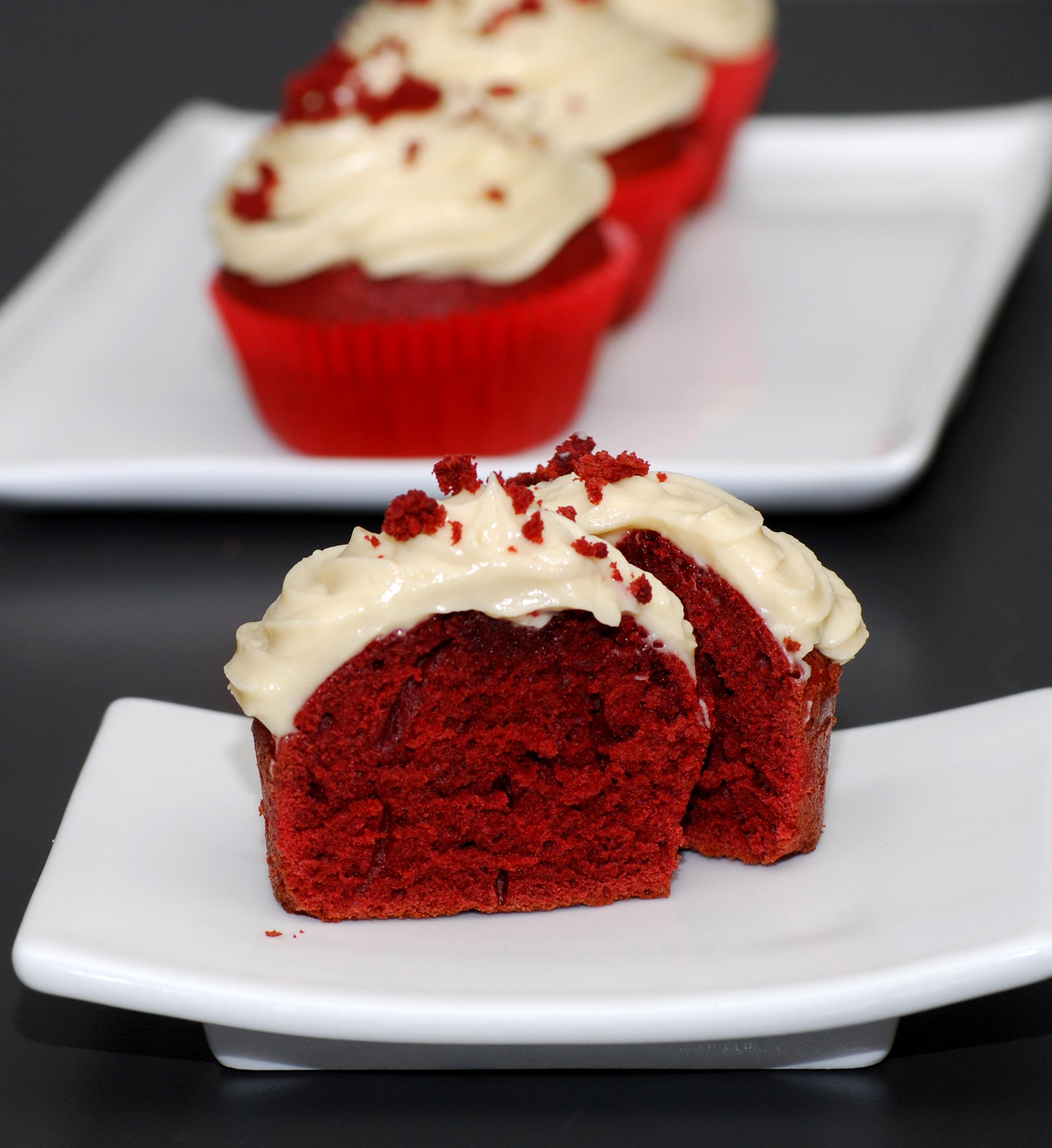 red velvet cupcakes recipe masterchef